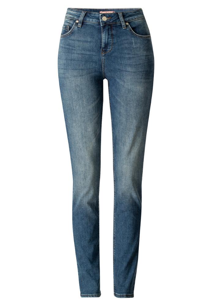 Slim Regular Waist Jeans