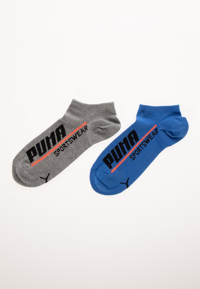 PUMA Sneaker-Socken, 2er-Pack