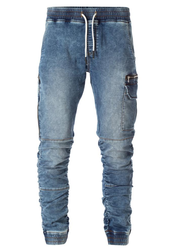 Jogger Regular Rise Jeans