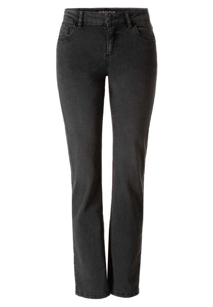 Straight Regular Waist Jeans