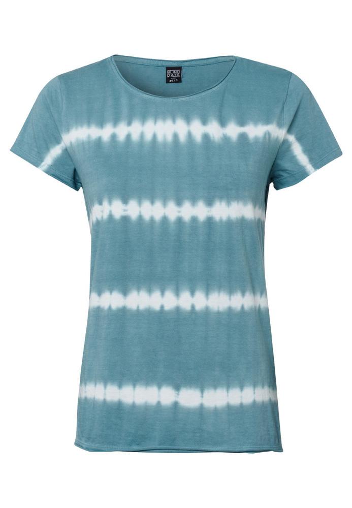 Shirt in Batik-Optik