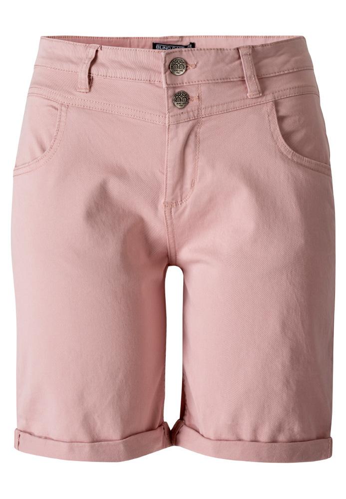 Bermuda-Shorts mit Doppelbund