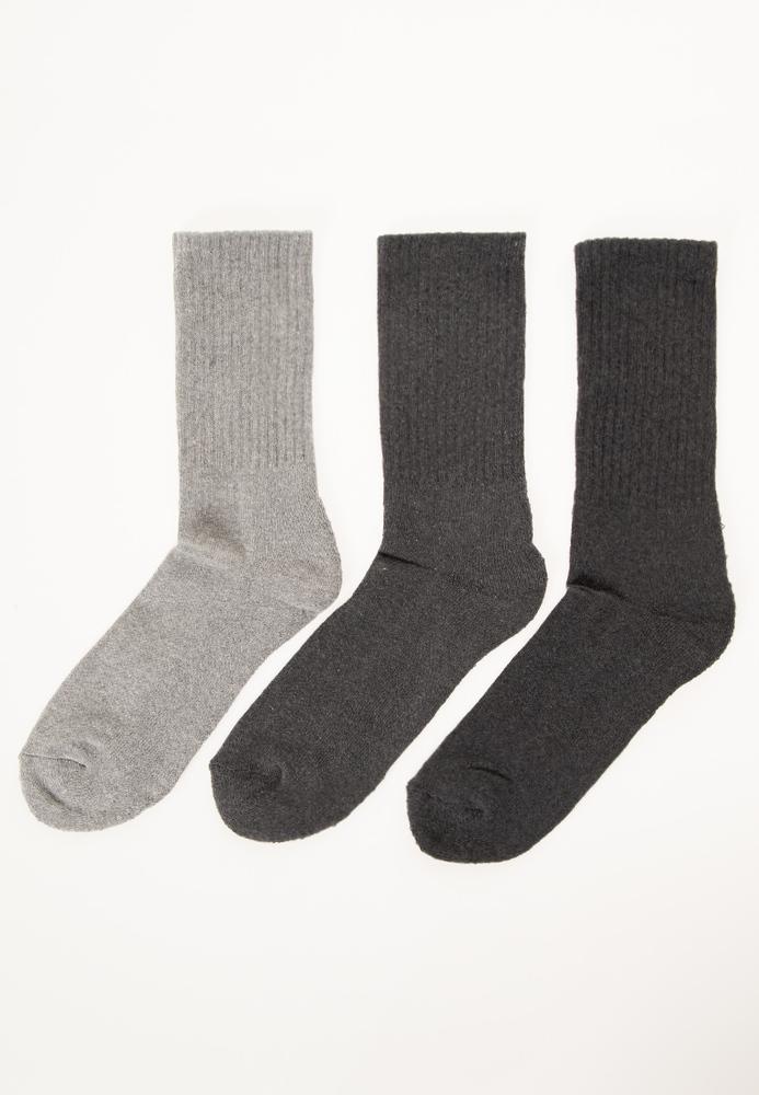 Essential-Sport-Socken, 3er-Pack