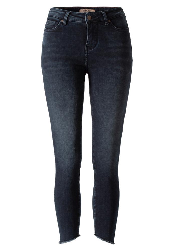 Ankle Regular Waist Jeans