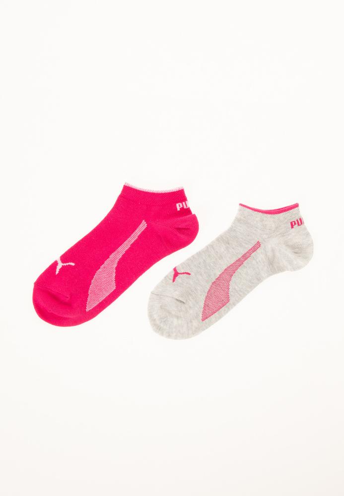 PUMA-Sneaker-Socken, 2er-Pack