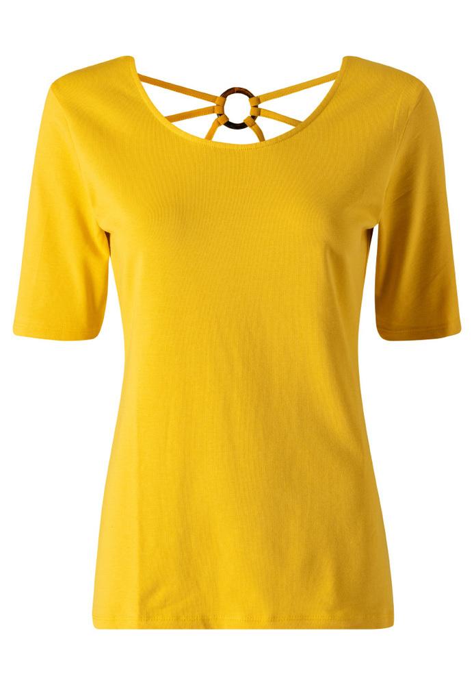 Shirt mit Rückenschnürung