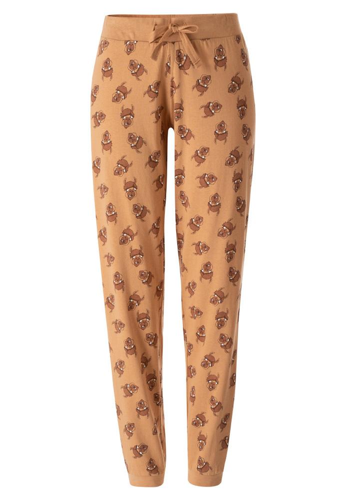 Pyjama-Hose mit All-Over-Muster