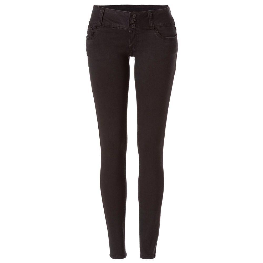 Skinny Regular Rise Jeans