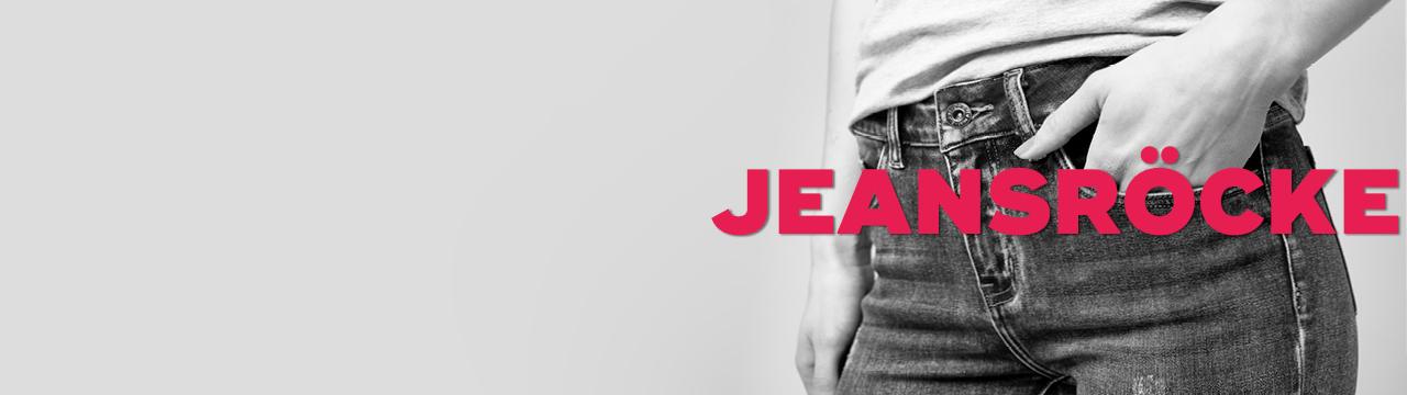 timeless design 3aaa8 53307 Jeansröcke hier kaufen: stylische, sexy Denim-Classics ...