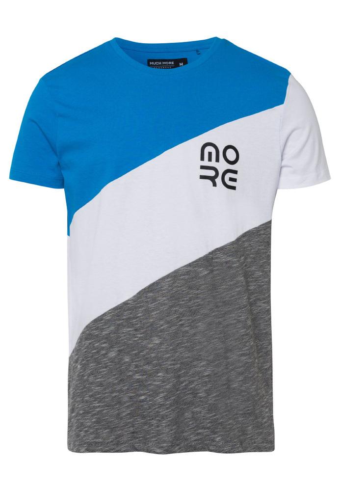 T-Shirt im Colour-Blocking-Look