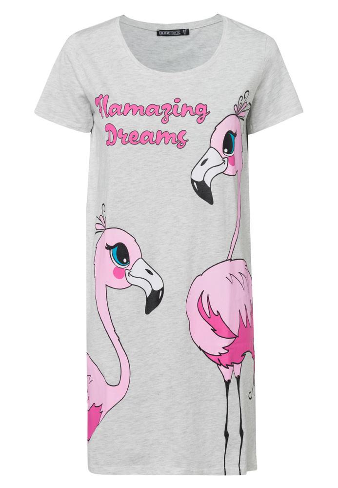 Nachthemd mit Print